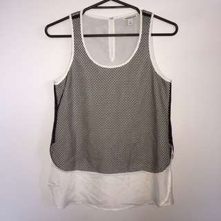 Country Road Mesh Singlet