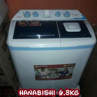 Twintub Washing Machine 6.8 Kg