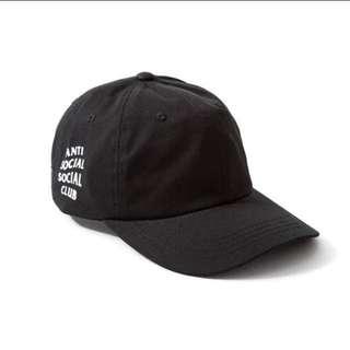 Anti Social Club Cap