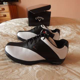 Callaway womens golf shoes, size 6 US, brand new in box