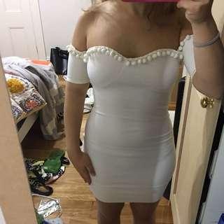 For Love & Lemons Bodycon Dress