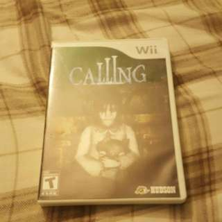 Calling For Wii