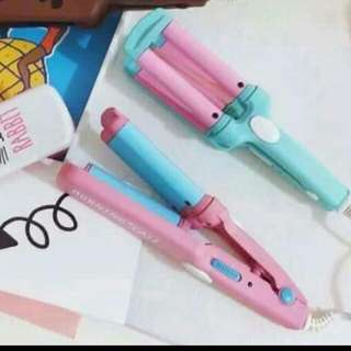 mini hair curler