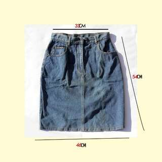 Skirt Denim Westbound