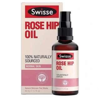 澳洲Swisse 玫瑰果油 50ml