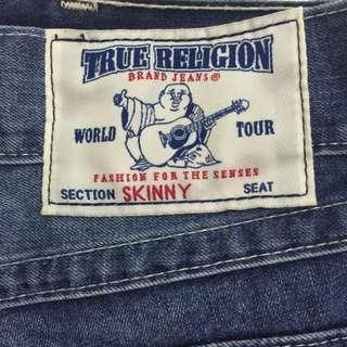 True Religion Jeans Skinny WFLPS