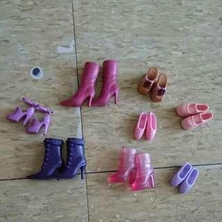 Barbie Shoe Set 8