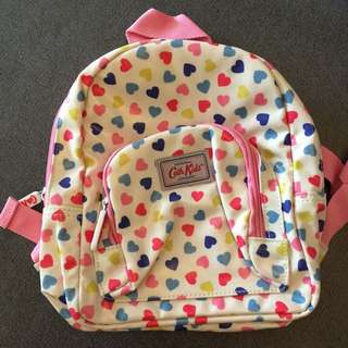 REDUCED! NEW Cath Kidston Cath Kids Backpack Toddler