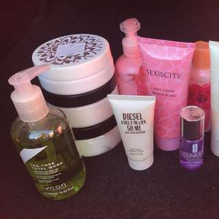 Body Butters,lotions, Etc