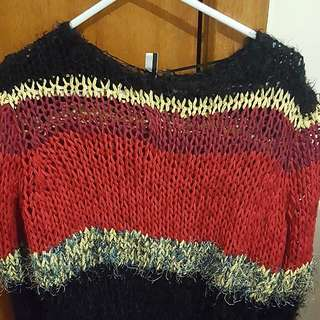 Sweater Wool Topshop Worn Once Only