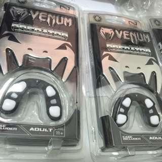 BNIP Venum Predator Competition Series Mouth Guard ( Black )