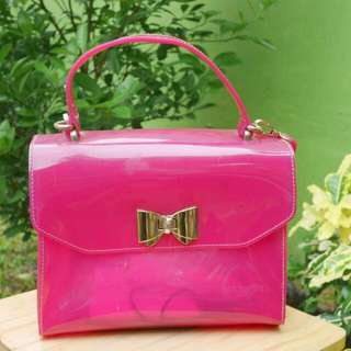 Pink Jelly Bag, Hermes, Look Like