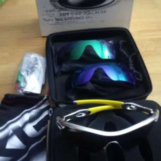 Repriced!!! Oakley Collector's Item Sunglasses