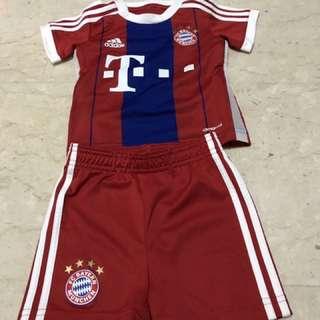 Authentic Bayern Munchen Jersey ( 6-9 Months )