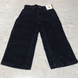 Bn Gymboree Pant 2t With Adjustable Waist