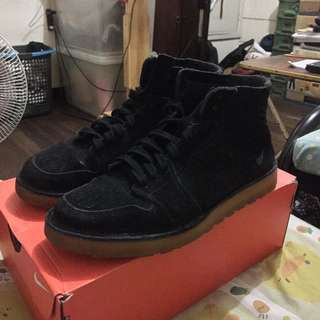 Nike Suede Boots