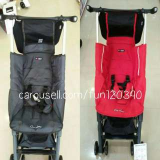 NEW!! POCKIT STROLLER CL789 with backpack! DENIM and RED available NOW!