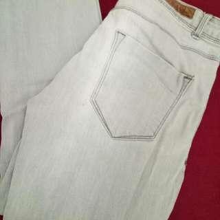 Preloved ZARA skinny jeans