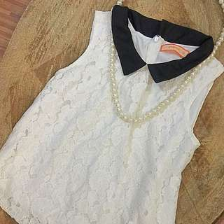 ✨White Sleeves Top✨