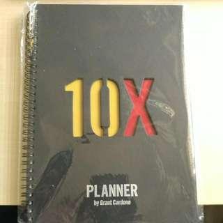 10X Planner - Grant Cardone