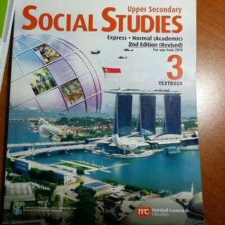 Sosial Studies upper secondary 3