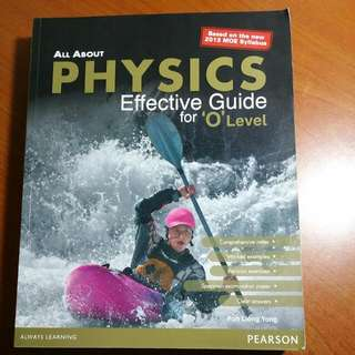 all about PHYSICS for O level