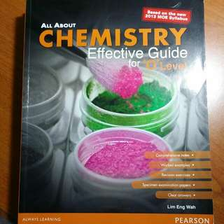 ALL about CHEMISTRY for O Level