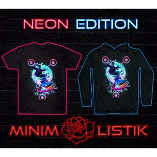 NEON EDITION - AIRBOARDING