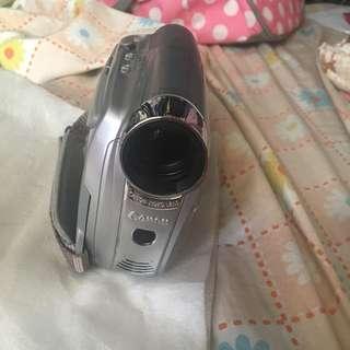 Canon Video Camera Rush