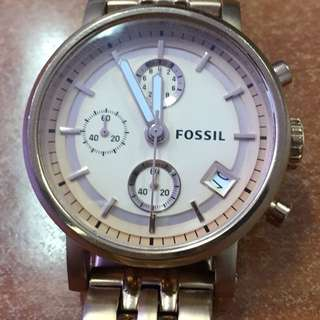 Fossil Watch BF Rosegold