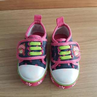 Sepatu Strawberry Cheesecake Pink