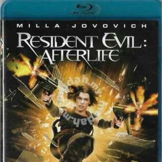 Resisent Evil: Afterlife