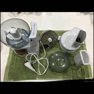 Mini Sunbeam Food Processor