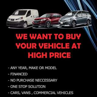Buying All Car With high Price