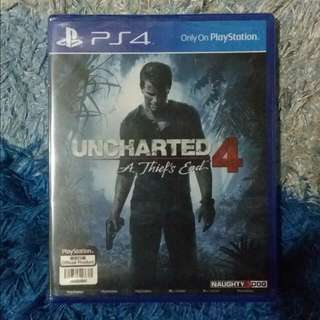 Uncharted 4 Brand New & Sealed!