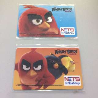 Angry Birds NETS Flashpay