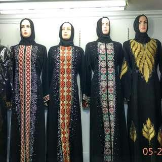 Gamis Abaya