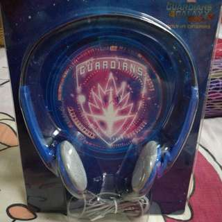 GOTG Vol2 Headphone