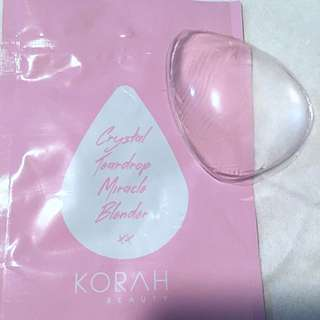 Korah Beauty Teardrop Blender