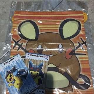 Small Bag Pokemon [ORI]