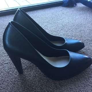 Clarck's Black Heels
