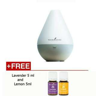 Free Delivery Dewdrop Diffuser Young Living