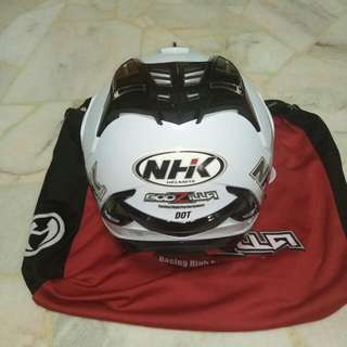 NHK Helmet Size M