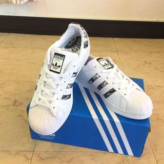 Adidas Original Superstar 經典款