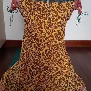 Ethnic Dress.
