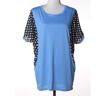 Dotted Dollman Top