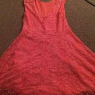 Cotton On - Fluro Dress