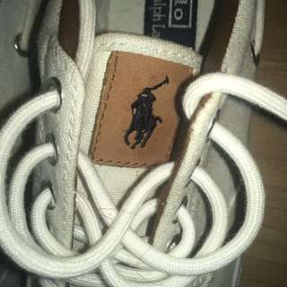 Ralph Lauren Canvas Shoes