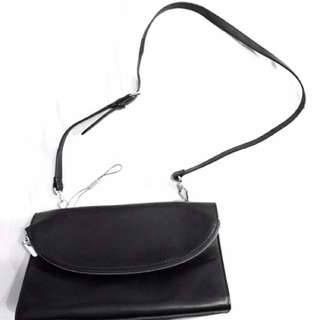 Charles And Keith Crossbody Bag With Zip