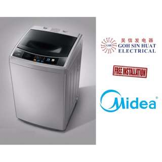 ** NEW MODEL ** Midea MT725 Top-Load Washing Machine (7kg) #FlashSale11